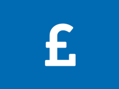 Currency Symbol - Pound